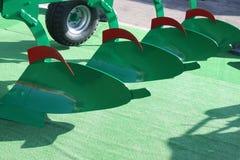 Maquinaria agricultural Imagem de Stock