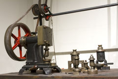 Maquinaria antiga de Watchworks Fotografia de Stock