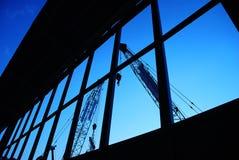 Maquinaria de construcci?n 7 Imagen de archivo libre de regalías