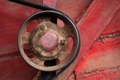 Maquinaria de exploração agrícola Fotografia de Stock Royalty Free