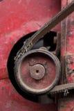 Maquinaria de exploração agrícola Fotografia de Stock