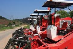 Maquinaria de granja Foto de archivo libre de regalías