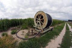 Maquinaria de la agricultura, Italia Imagen de archivo libre de regalías