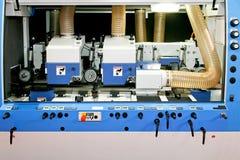 Maquinaria de trituração Foto de Stock