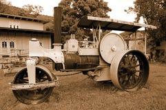 Maquinaria do movimento de terras do vapor Imagens de Stock