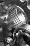 Maquinaria do rolamento e da engrenagem imagem de stock