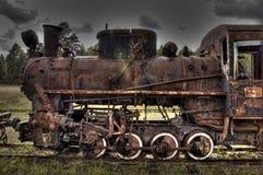 Maquinaria muerta Fotografía de archivo libre de regalías