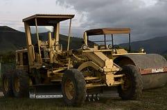 Maquinaria pesada Imagem de Stock Royalty Free