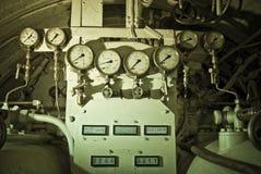 Maquinaria submarina Fotos de Stock Royalty Free