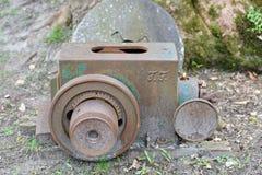 Maquinaria vieja Fotos de archivo