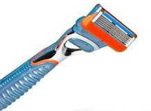 Maquinilla de afeitar del afeitado Imagen de archivo libre de regalías