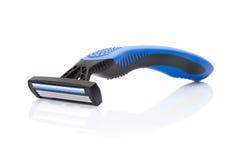 Maquinilla de afeitar que afeita disponible Imagen de archivo