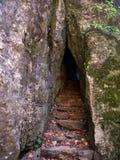 Maquoketa Caves State Park - Iowa Stock Photo