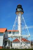 Maränen-Punkt-Leuchtturm Lizenzfreies Stockfoto