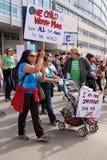 março por nossas vidas - Denver Fotos de Stock