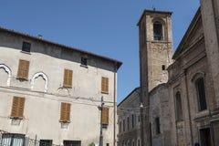 marços de Fossombrone, Italia Foto de Stock
