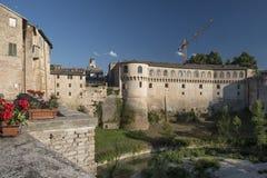 marços de Urbania, Itália Imagem de Stock