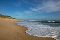 Maré alta em Sorrento, Austrália Imagem de Stock Royalty Free