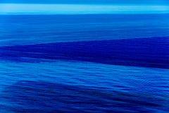 Maré cintilante do mar Fotos de Stock Royalty Free