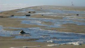 Maré de mola Foto de Stock