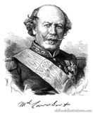 Maréchal Canrobert Stock Images