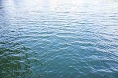 Marée de l'eau images libres de droits