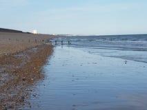 marée inférieure d'effet Photo stock