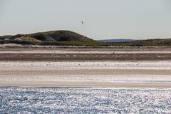 marée inférieure d'effet Photo libre de droits