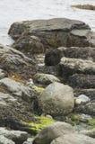 marée inférieure d'effet Images stock