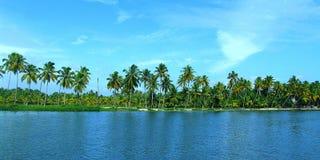 Marés de Kerala, India fotos de stock royalty free
