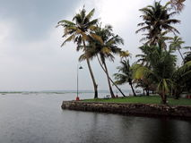 Marés de Kerala, India Fotografia de Stock Royalty Free