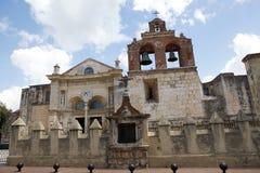 María van de Kerstman van Catedral La Menor Royalty-vrije Stock Afbeeldingen