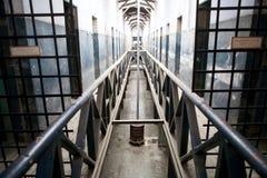 Marítimo, prisão e museu antártico em Ushuaia, Argentina fotografia de stock royalty free
