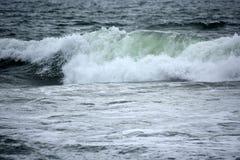 Mar áspero Imagens de Stock Royalty Free