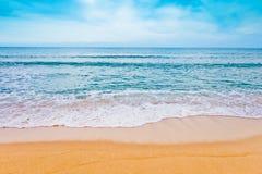 Mar Imagen de archivo libre de regalías