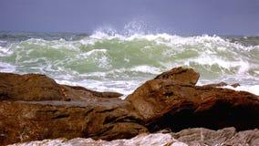 Mar Fotografia de Stock