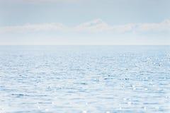 Mar abierto Imágenes de archivo libres de regalías