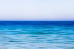 Mar abstracto Imagenes de archivo