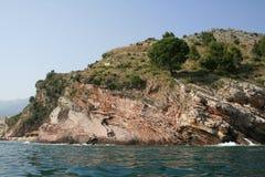 Mar adriático Imagenes de archivo