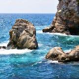 Mar adriático Imágenes de archivo libres de regalías