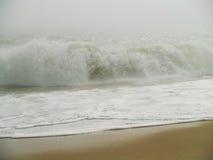 Mar agitado imagens de stock royalty free
