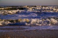Mar agitado Imagen de archivo