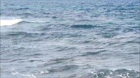 Mar al aire libre almacen de video
