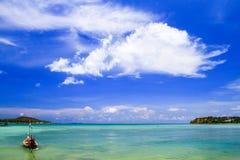 Mar al cielo Imagen de archivo