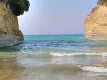 Mar & rochas Foto de Stock