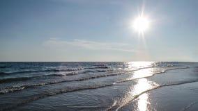 Mar ao céu Imagem de Stock