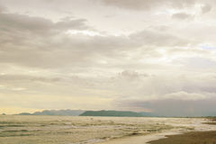 Mar asombroso Fotos de archivo libres de regalías