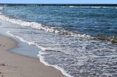 Mar Báltico Fotos de Stock