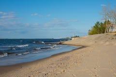 Mar Báltico Fotos de archivo
