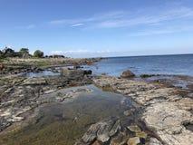 Mar Báltico fotos de archivo libres de regalías